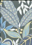 Signature By Sarah Richardson Wallpaper Jasmine 2785-87422 By A Street Prints For Brewster Fine Deco